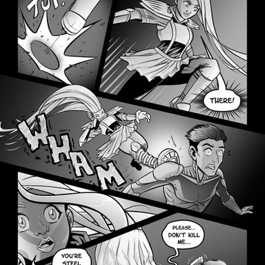 Magic Remains Ch 1 Pg 3