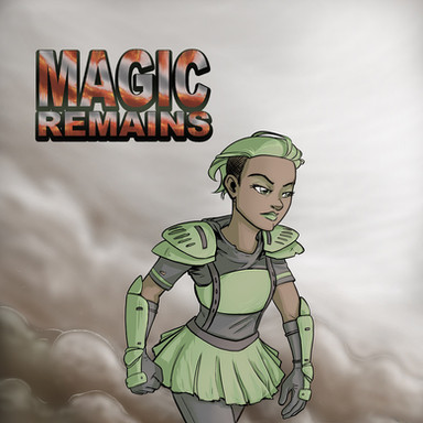 Magic Remains Cover 1