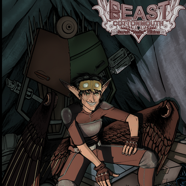 Beast: Cottonmouth Cover