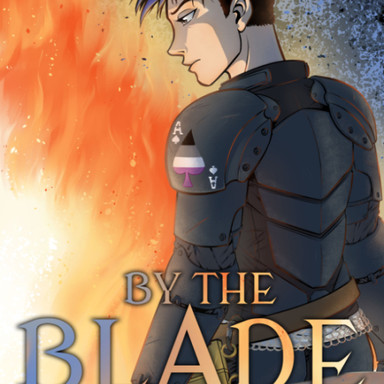 By the Blade cover