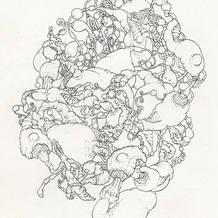 Texture study (Cluster II) (2019)