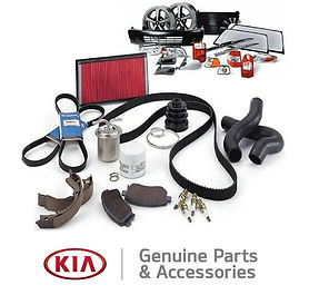 Genuine Kia, Suzuki and Hyundai parts.