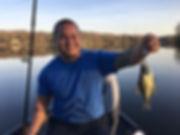 Bob's Go Fish Guide Service with Crappie