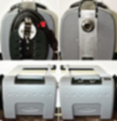 INTEC E-1622 Rohrreinigungsmaschine