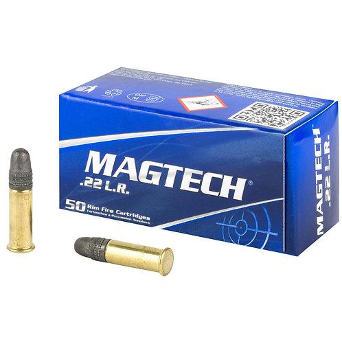 Magtech Rimfire, 22LR, 40 Grain, Lead Round Nose, 1000 rounds per box