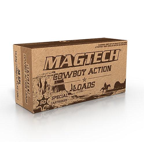 Magtech .357 Magnum 158Gn L-Flat (100 Rounds)