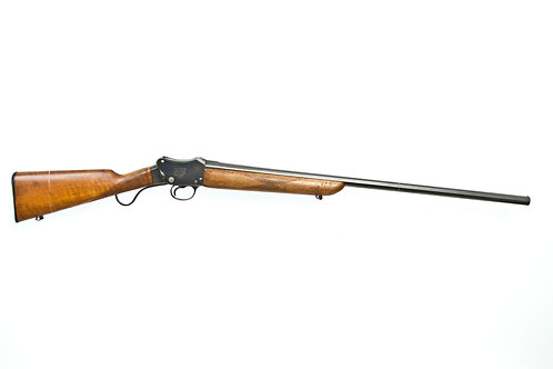 W.W. Greener GP MK2 12 gauge Martini single-action shotgun.