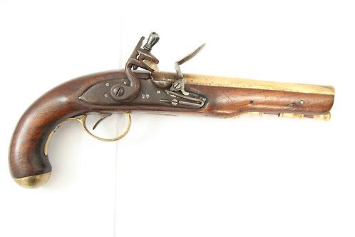 Black Powder Cal.60 Horse Pistol  De-Act