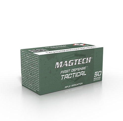 Magtech .300 Blackout 123Gn FMJ (100 Rounds)