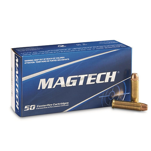 Magtech .357 Magnum 158Gn FMJ (100 Rounds)