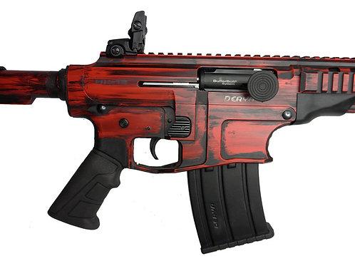 DERYA ARMS MK-12 Semi-Auto Shotgun (Custom Battle-WornFinnish)