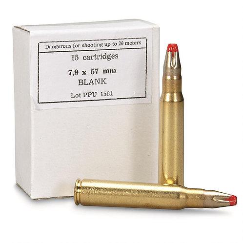 PPU 7.92 (8mm Mauser) Blank (100Rds)