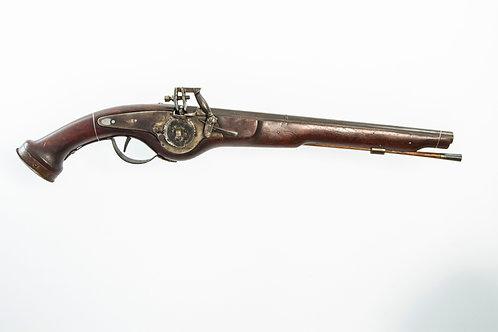 Wheellock Cal.60 Muzzle-Loading Horse Pistol