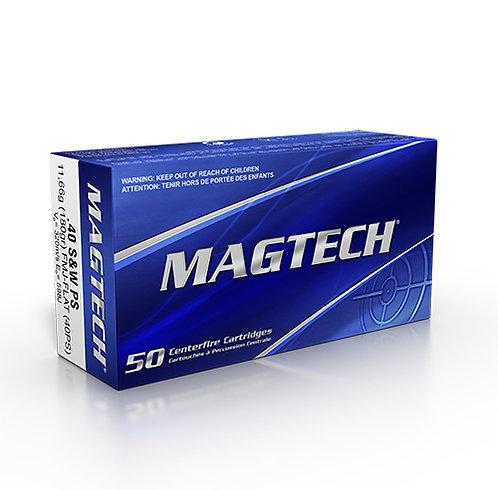 Magtech .40 S&W 180Gr FMJ-Flat (100Rds)
