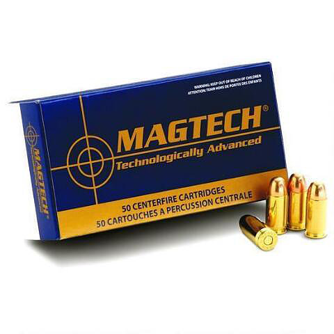 Magtech 9x19mm 115Gr lead(100Rds)