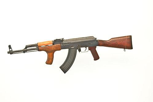 Romanian Fixed Stock AK47 Select Fire  (7.62 x 39)