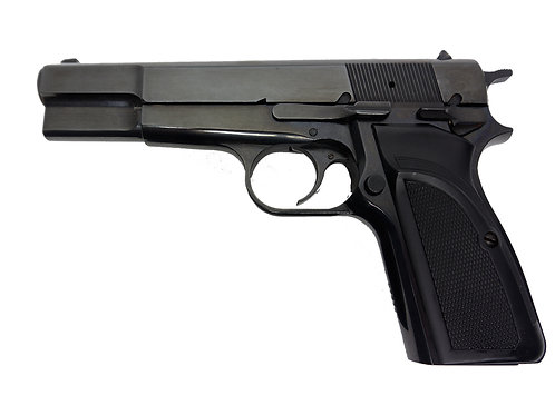 FEG 9mm semi-auto HI Power pistol