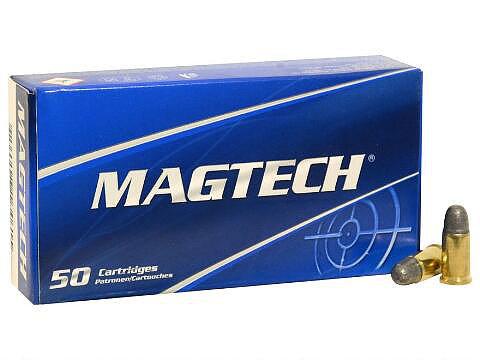 Magtech .32 S&W 85Gr LRN (100Rds)