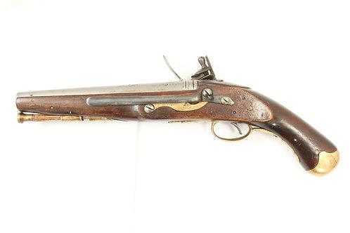 Flintlock 60Cal Black Powder Pistol