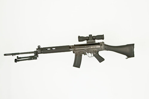 BSA SLR Straight Pull 5.56 mm Rifle
