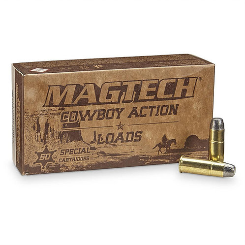 Magtech .44 SPL 240Gr LFN Cowboy Action