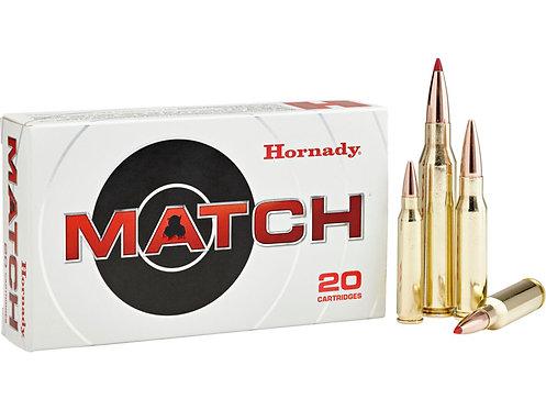 6,5 Creedmore Match Hornady (20rds-Box)