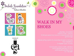 """""""Walk in my Shoes"""""""