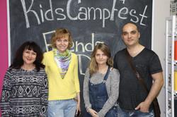KidsCampFest Friends Day