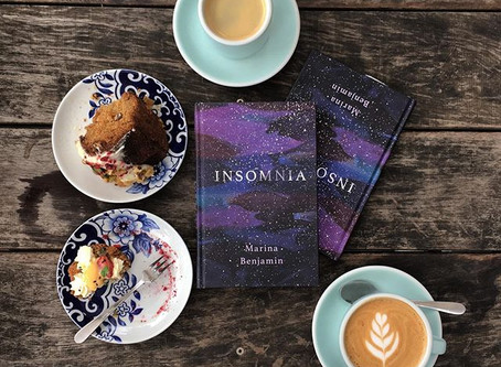 Book Club February Pick: Insomnia, by Marina Benjamin