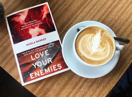 Book Review: Love Your Enemies, by Nicola Barker