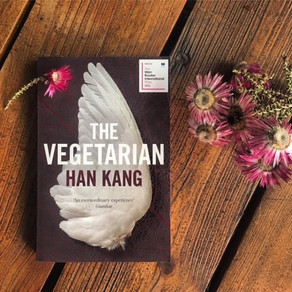 Book Review: The Vegetarian by Han Kang