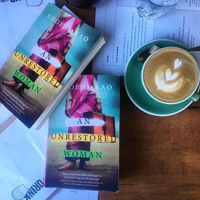 Book Club October Pick: An Unrestored Woman, by Shobha Rao