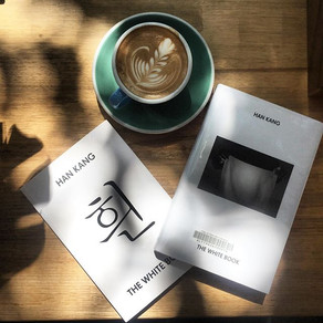 Book Club January Pick: The White Book, by Han Kang