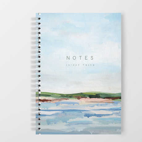 """""""Looking Ahead"""" Notebook exclusive to Minted"""