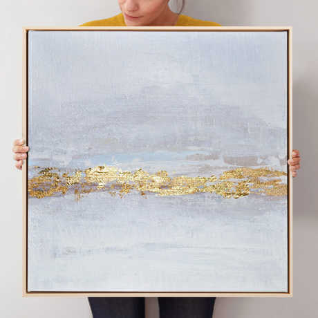 """Large """"New Horizons"""" Canvas print available at Minted"""
