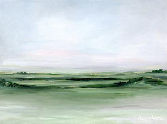 """Dreams of August"" Horizontal Fine Art Print"
