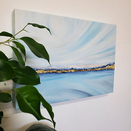 Fresh Air, Canvas Print