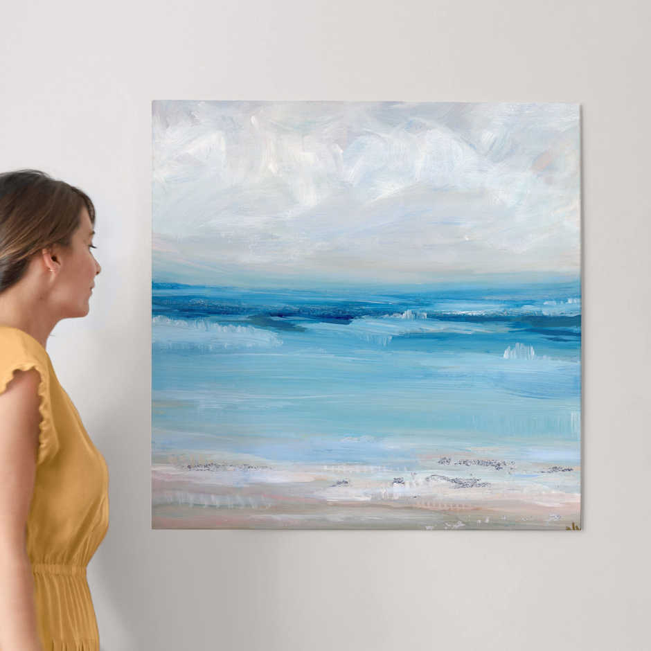 """""""Of the Sea"""" Fine Art Print exclusive to Minted"""