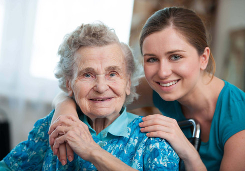 Elderly In Home Care