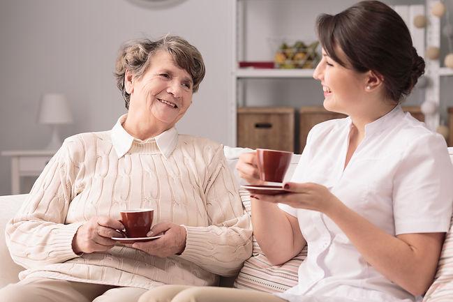 Senior Home Care Caregivers