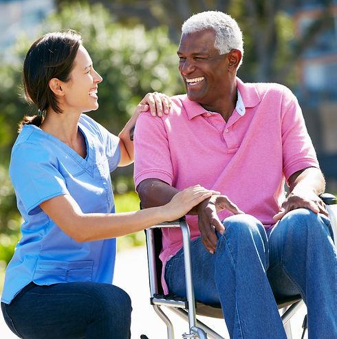 CaregiverHelpsSeniorPhysicalAssistance.j
