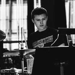 Jackson Barnett, Drummer