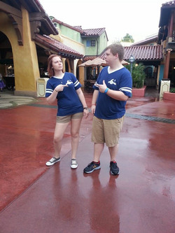 Disney is the place to be!