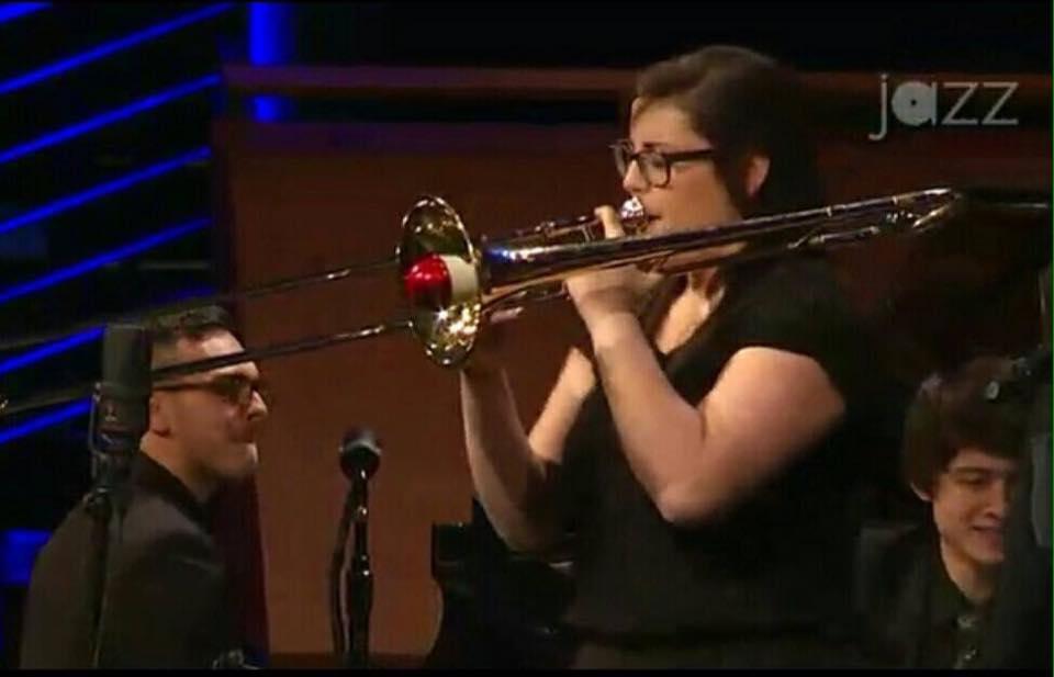 Kate DeMonica, Trombonist