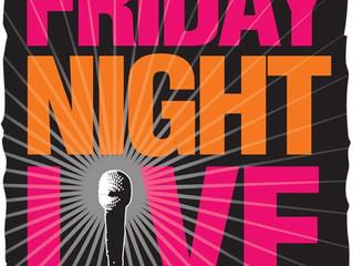 SSB at Friday Night Live!