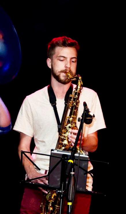 Jeremy Dembowski, Saxophonist