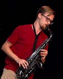 Casey Skorski, Saxophonist