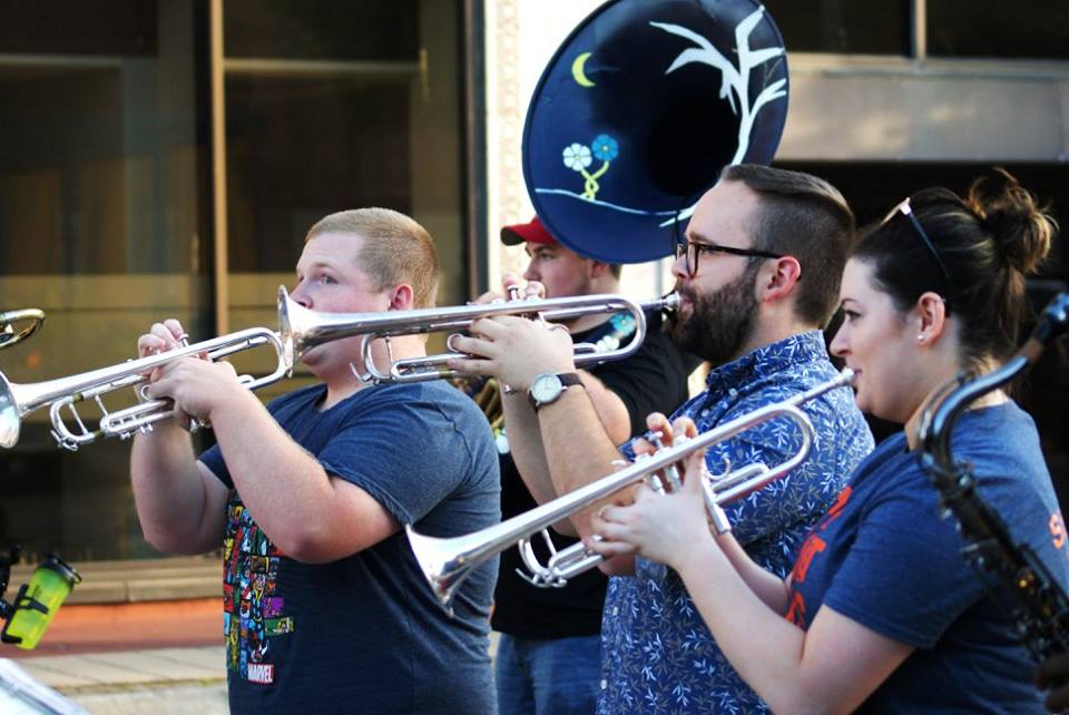 Friday Night Live 6/23-Trumpets