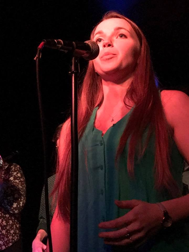 Caitlyn Claytor, Vocalist
