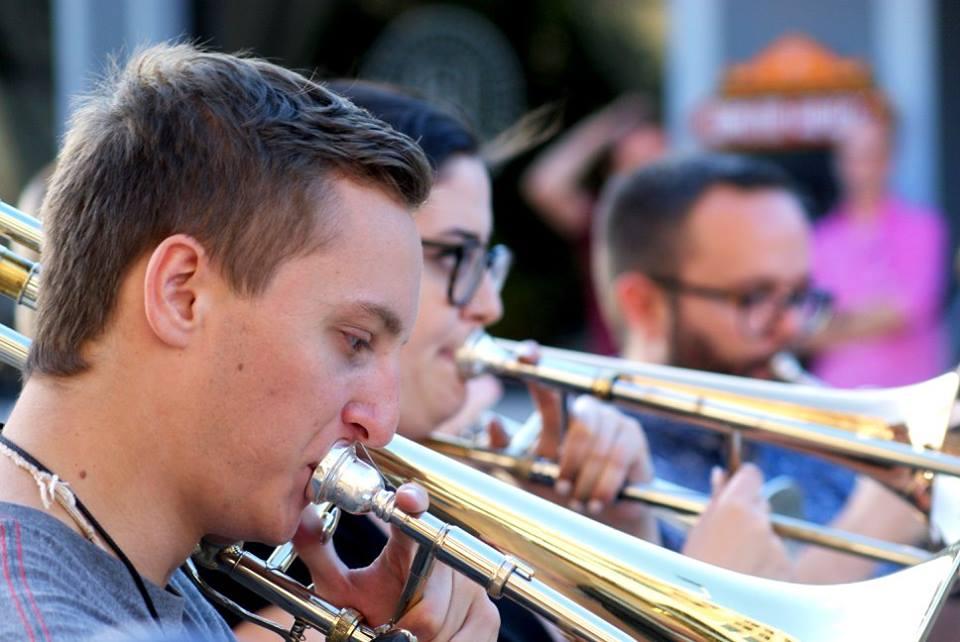 Friday Night Live 6/23-Trombones